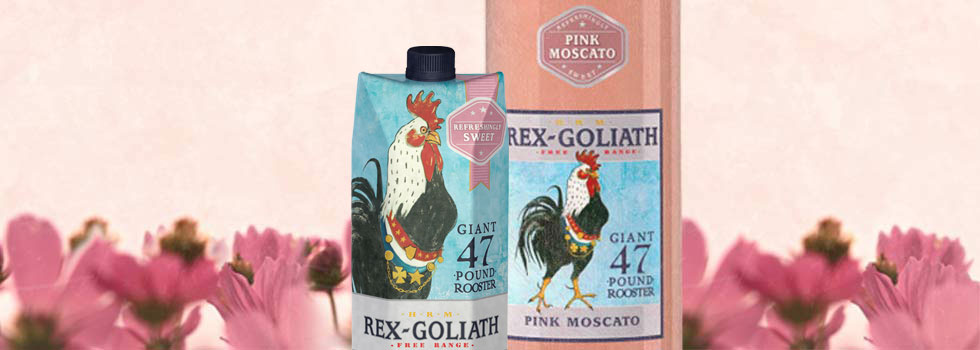 Rex Goliath Pink Moscato
