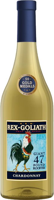 Rex Goliath Chardonnay bottle