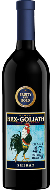 Rex Goliath Shiraz